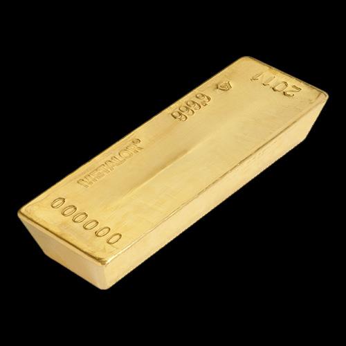 Metalor Gold Bar Clic 400 Oz Nyfortuna